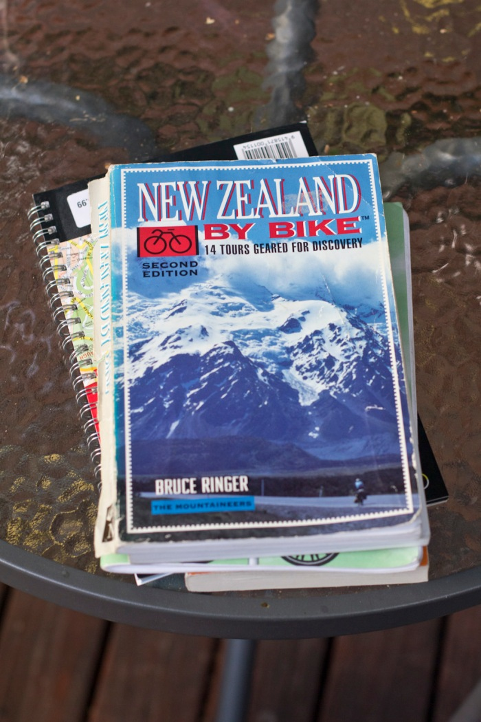 Touring guide from 1989. NZ seemed to be a simpler country back then.