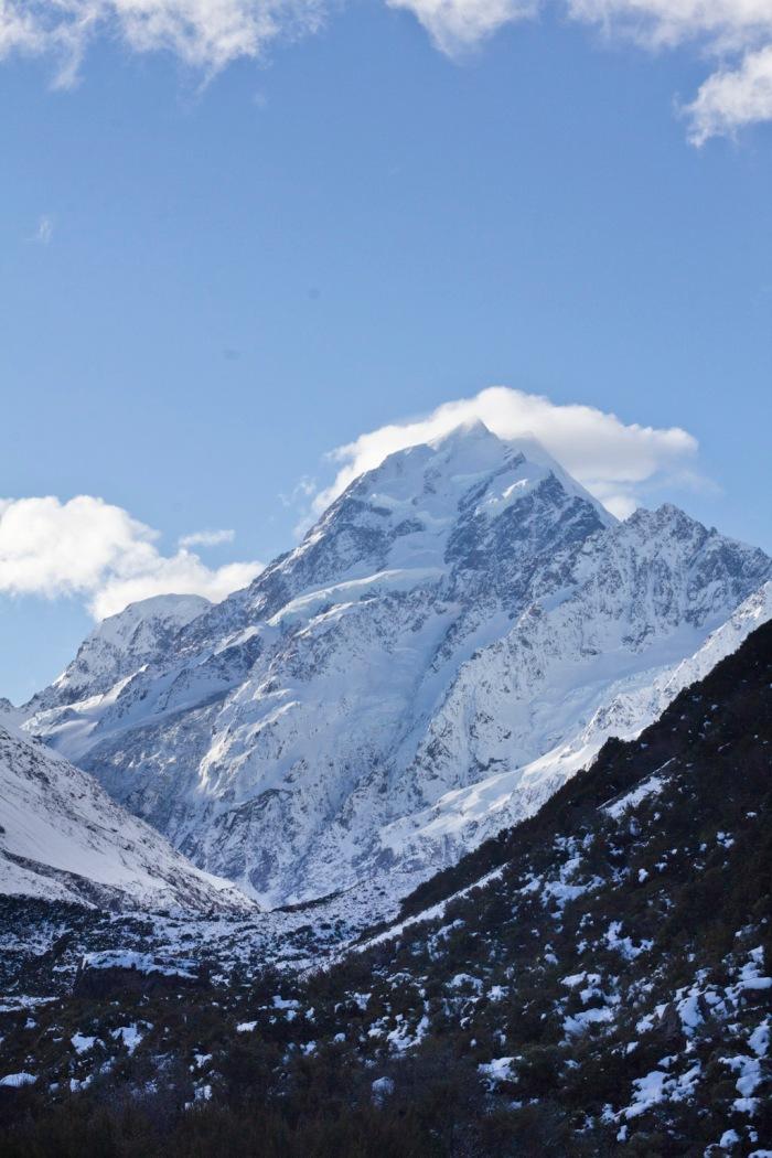Mt Cook, 3724 m