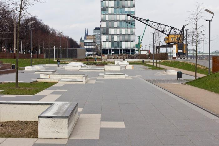 Colognes relitively new skatepark. I'll visiting here again sometime soon.