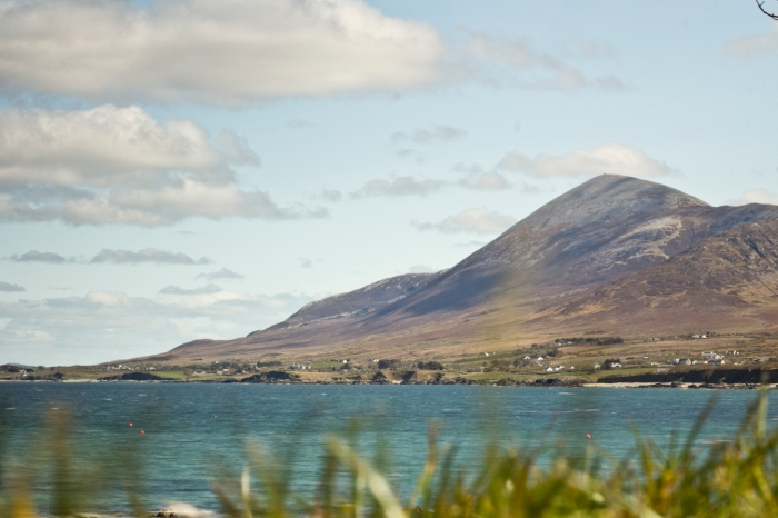 Croagh Patrick From Old Head